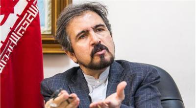 أول تعليق للخارجية الإيرانية على الإتهامات الإمريكية بشأن إرسال شحنات أسلحة إلى اليمن