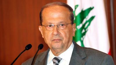 الإعلان رسمياً عن فوز ميشال عون برئاسة لبنان  .. وهذا ما حدث خلال جلسات التصويت