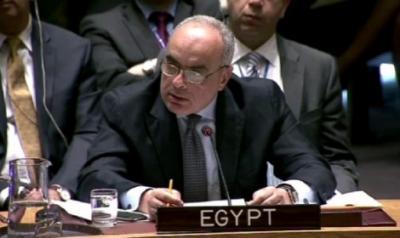 مندوب مصر لدى مجلس الأمن يكشف موقف بلاده من الحكومة اليمنية والمجلس السياسي التابع للحوثيين وصالح