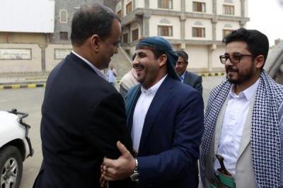 السرّية تحيط بلقاءات ولد الشيخ في صنعاء...وخلافات بين الحوثيين وصالح