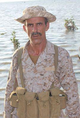 مقتل قائد عسكري رفيع في الجيش الوطني ( صوره)