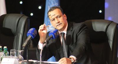 صحيفة إماراتية : تكشف عن تفاهمات بين الأطراف الدولية والإقليمية على إنجاز اتفاق بشأن الأزمة اليمنية قبل نهاية الأسبوع