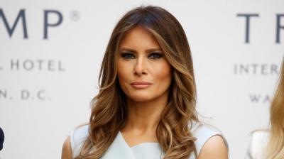 """بالصور .. هذه سيدة أمريكا الأولى """" زوجة ترامب """""""