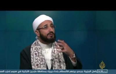 """أبرز ما قاله مستشار رئيس الجمهورية """" العامري """" في برنامج """" لقاء """" اليوم على قناة الجزيرة"""