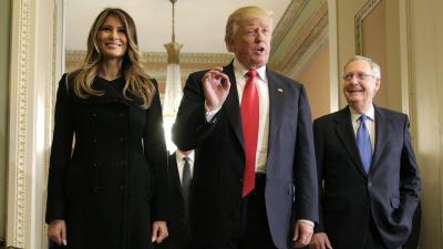 الإعلان عن الأسماء الأولى في إدارة ترامب