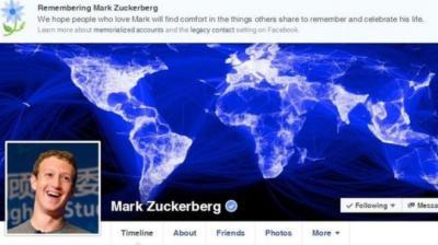 """خلل في فيسبوك يؤدي إلى إعلان """"وفاة"""" عدد كبير من مستخدميه"""