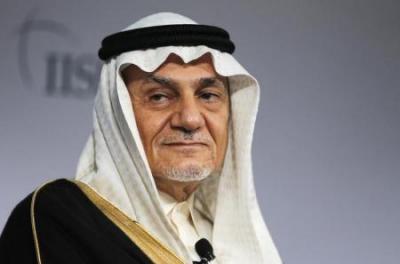الأمير تركي الفيصل : ترامب لا يجب أن يلغي الاتفاق النووي الإيراني