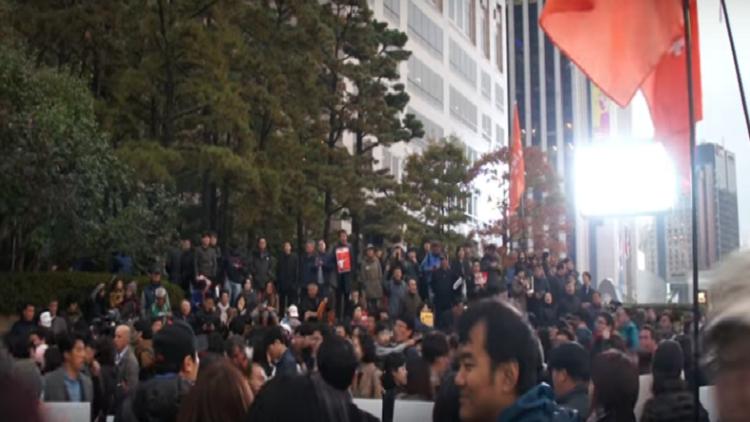 مظاهرات حاشدة مناهضة لرئيسة كوريا الجنوبية
